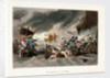 The Battle of La Hogue, 1692 by Benjamin West