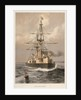 HMS 'Inflexible' by Griffin & Co
