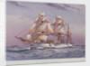 HMS 'Calliope' by J.S. J.S. Virtue & Co Ltd