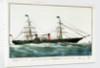 Iron R.M. Steamship 'Persia' - Cunard Line by N. Currier