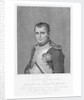 Napoleon Bonaparte by Jacques Louis David