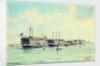 HMS 'Excellent' Gunnery School by William Cluett