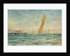 Westward schooner by William Lionel Wyllie