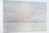 View of Sweden and Denmark by William Lionel Wyllie