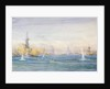 Dardanelles by William Lionel Wyllie