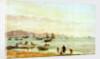Vigo Bay fishing fleet by William Lionel Wyllie
