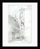 The St Nicholas Church in Ghent by William Lionel Wyllie