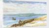 Portland Bill from the North-East by William Lionel Wyllie