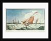 Revenue Cutter Moderate Breeze by Edward Bamfylde Eagles