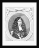 Charles II (1630-1685) by William Faithorne