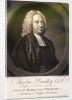 James Bradley, Astronomer Royal (circa 1692-1762) by Thomas Hudson