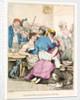 Dispatch or Jack preparing for sea by Thomas Rowlandson
