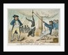 The abolition of the slave trade by Isaac Cruikshank