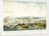 View of Oczakow and the river Dnieper, Black Sea by Fr. Casanova