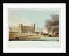 No. 12 'The attack on the fort of Luft, 27 November 1809' by R. Temple