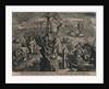 Americus Vespuccius Florentinus portentosa navigatione ad Occasum... (Voyage of Vespucci) by unknown