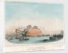 HMS 'Formidable' Malta Dockyard 31 January 1843 by Schranz Brothers