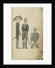 Bucks of the first kind 1801 by Edward Pelham Brenton
