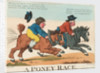 A Poney Race by George M. Woodward