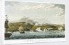 SW view of Forts Bourbon & Louis in the island of Martinique, 5 February - 22 March 1794 by C. Willyams