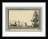 The Battle of Algeciras, 12 July 1801 by Pierre Ozanne