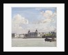 Royal Naval College and Royal Observatory Greenwich viewed from the north by John Everett