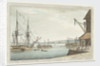 View of Greenwich from Deptford Yard by Joseph Farington