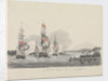 Sir Edward Pellew's squadron standing into Grisse by unknown
