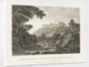 Distant View of Ragland Castle, Monmouthshire by Thomas Hearne