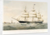 Lithograph of Clipper Ship 'Yatala' by Thomas Goldsworth Dutton