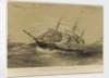 Clipper ship 'Blackwall...' by Thomas Goldsworth Dutton