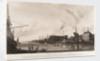 Woolwich dockyard by Robert Dodd