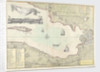 Chart of Cronstadt, circa 1720 (with key) by unknown