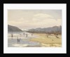 Lake of Acoleo [Aculeo], Chile, Jany 11th 1851 by Edward Gennys Fanshawe