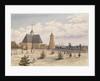 Church and Belfry at Hogland, Augt 24th 1855 [Finland] by Edward Gennys Fanshawe
