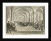 The West Dining-Hall, Greenwich Hospital by M. Jackson