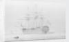 HMS 'Britannia' by John Cantiloe Joy