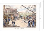 The Point of Honour by George Cruikshank