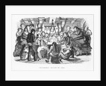 Saturday night at sea by George Cruikshank
