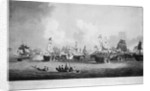 The 'Glorious Victory' at the Battle of Trafalgar, 21 October 1805 by John Thomas Serres