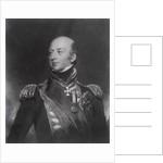 Vice Admiral Sir Edward Codrington G.C.B.... by Sir Thomas Lawrence