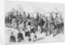 VC Parade in Hyde Park, 26 June 1857 by unknown