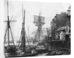Black Eagle Wharf, Wapping by unknown