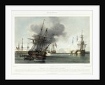 Episodes Maritimes: Combat du Grand Port (Ile de France), 23-25 August 1810 by A. Mayer