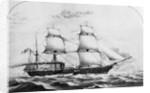 HMS 'Valorous', under way by unknown