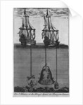 Halley's diving bell by unknown