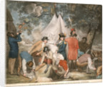 Founding of the settlement of Port-Jackson at Botany Bay in New South Wales by T. Gosse