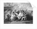 The death of Lord Robert Manners by Thomas Stothard