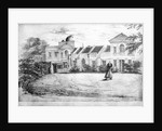 Old Royal Observatory Miss Smiths drawings 18th Oct 1838 by Miss Smith