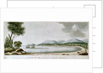 View of Adventure Bay, Van Dieman's Land, New Holland by William Webb Ellis